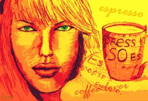 coffe lover by Toma07