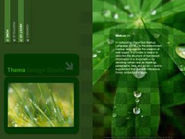 Thema Design Website ID by thierry-eamon