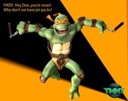 Mikey Movie Quote by Turtleena