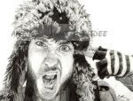 Jared Leto by JunebugHardee