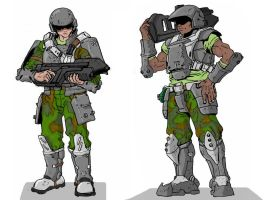Halo Concepts by Original-Henceman