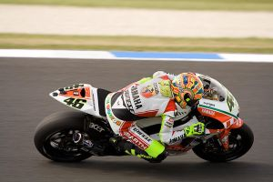 Valentino Rossi Lean by crackatoea