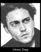 Johnny Depp by Monkey-Jack
