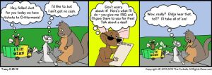 Furballed Comics: Tater Gets A Deal by twiggy-trace