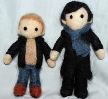 Sherlock and John by hiltti