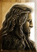 The Line of Durin - Fili by UnicatStudio