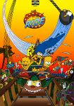 THE SIMPSONS RIDE by Mosquis