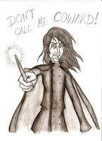 HP: Don't Call Me Coward by sunni-sideup