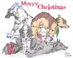 Merry Christmas by queenvoda1