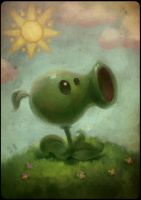 PeaShooter by zaidoigres