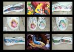 Alice in wonderland shoes by slvsgtt
