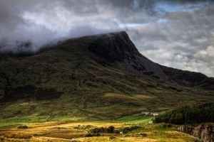 Rhyd Ddu trail 7 by CharmingPhotography