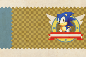 Sonic The Hedgehog Wallpaper by TheCongressman1