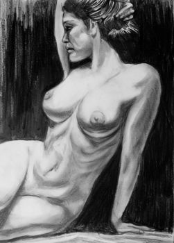 classic nude by FDupain