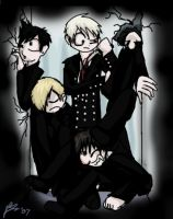 MCR - Busted Aristocrats by Chocoreaper