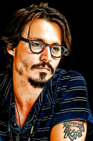 Johnny Depp by donvito62