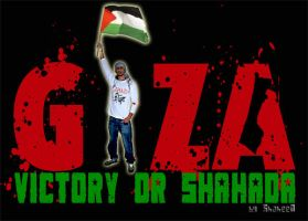 victory or shahada by shaheeed
