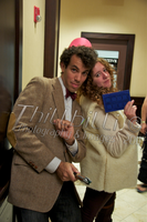 The 11th Doctor and River Song by Thillbilli