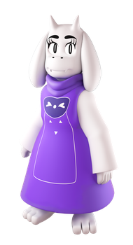 Toriel by DillanMurillo