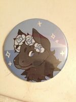 Custom button commission! by pitbullie