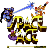 Space Ace Remastered by POOTERMAN