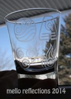 Avatar Etched Glass by MelloReflections