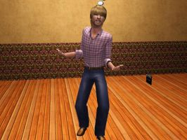 Pewdiepie 3- Sims 3 by missxmello