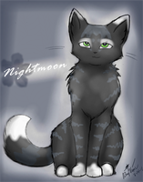 Nightmoon by leftysmudgez
