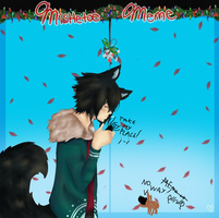 Gay Spider hmm? - Mistletoe Fail 2# by UnicornOfShadows