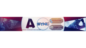 YT Banner Clean Style by ItsSync