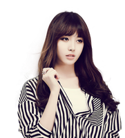 Yura (Girls Day) PNG [Render] by GAJMEditions