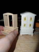 Dollhouse Dresser WIP by kayanah
