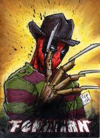 Deadpool Krueger 2 by chris-foreman