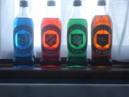 Call Of Duty: Perk Drinks by Ratlink