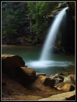Lower Falls, Old Man's Cave by MariusStormcrow