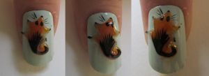 squirrel nail by henzy89