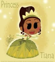 Chibie Tiana Water Lily Dress by princekido