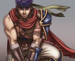 Ike Defense by sunstonejem