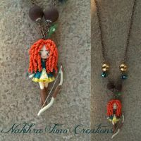 Merida Designer Collection Polymer Clay by Nakihra