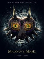 The Epic Evil of Majora's Mask by studiomuku