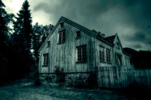 ..what awaits those who trespass?... by Espen-Alexander