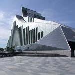 Riga, National Library by T1sup