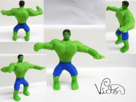 The Incredible Hulk by VictorCustomizer