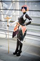 Stand straight - Metis Cosplay by Kawaii-Kioko
