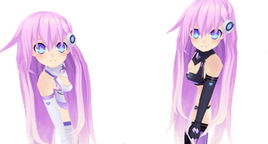 HyperDimension Neptunia:Purple_SisterV1 by UsUkALLtheWAY
