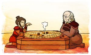 Avatar: Your turn, uncle by sqbr