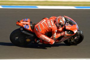 Casey Stoner Lean by crackatoea