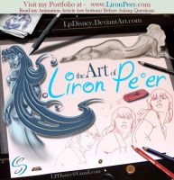 Liron Peer ID by LPDisney