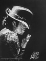 Michael Jackson by anmeher
