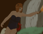 BGO: Entering the Cave by Chibifangirl01